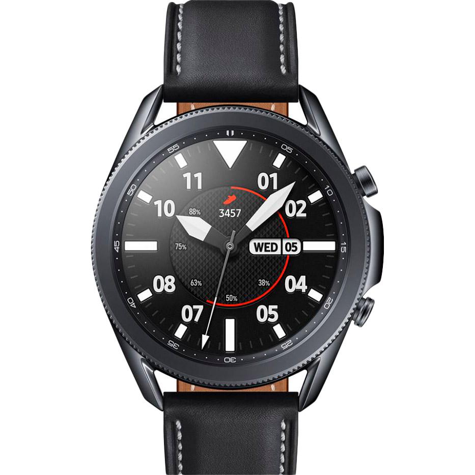 Смарт-годинник SAMSUNG Galaxy Watch 3 45mm Black (SM-R840NZKASEK) Функціональність для дорослих