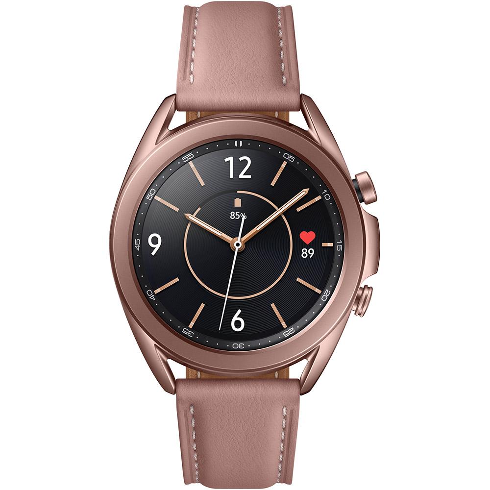 Смарт-часы SAMSUNG Galaxy Watch 3 41mm Bronze (SM-R850NZDASEK) Функциональность для взрослых