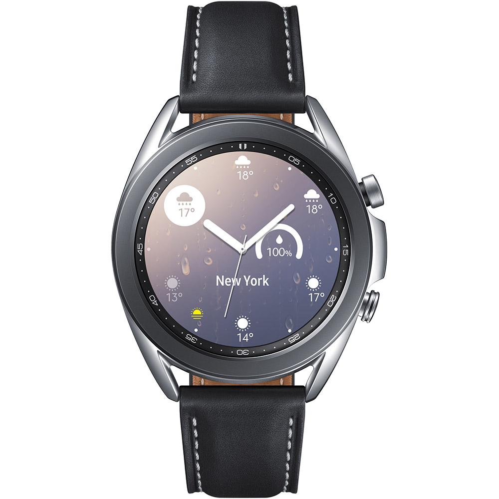 Смарт-часы SAMSUNG Galaxy Watch 3 41mm Silver (SM-R850NZSASEK) Функциональность для взрослых