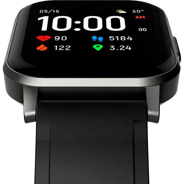 Смарт-годинник HAYLOU Smart Watch 2 (LS02) Black (Haylou-LS02) Операційна система інша