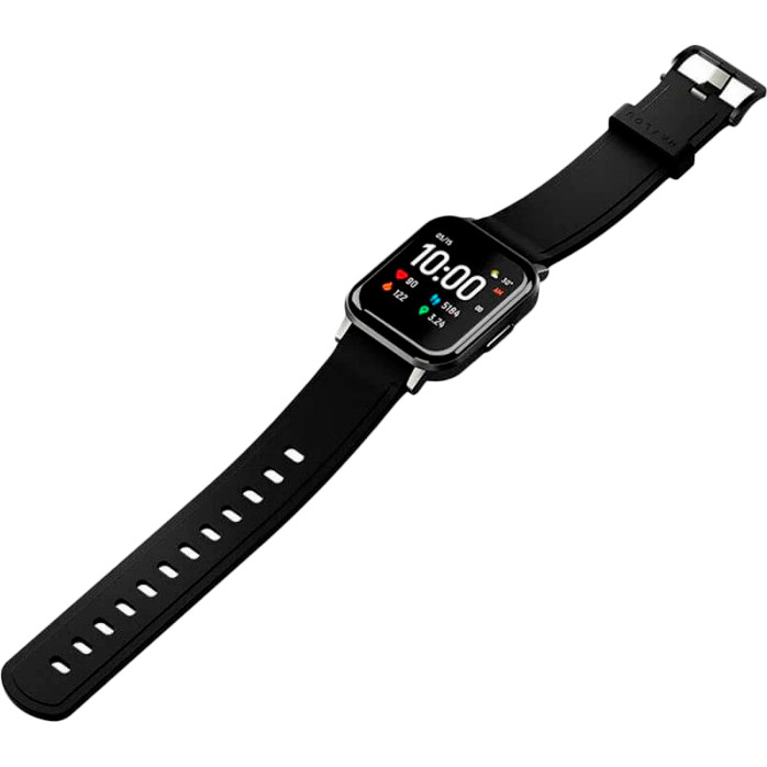 Смарт-годинник HAYLOU Smart Watch 2 (LS02) Black (Haylou-LS02) Сумісність Android OS