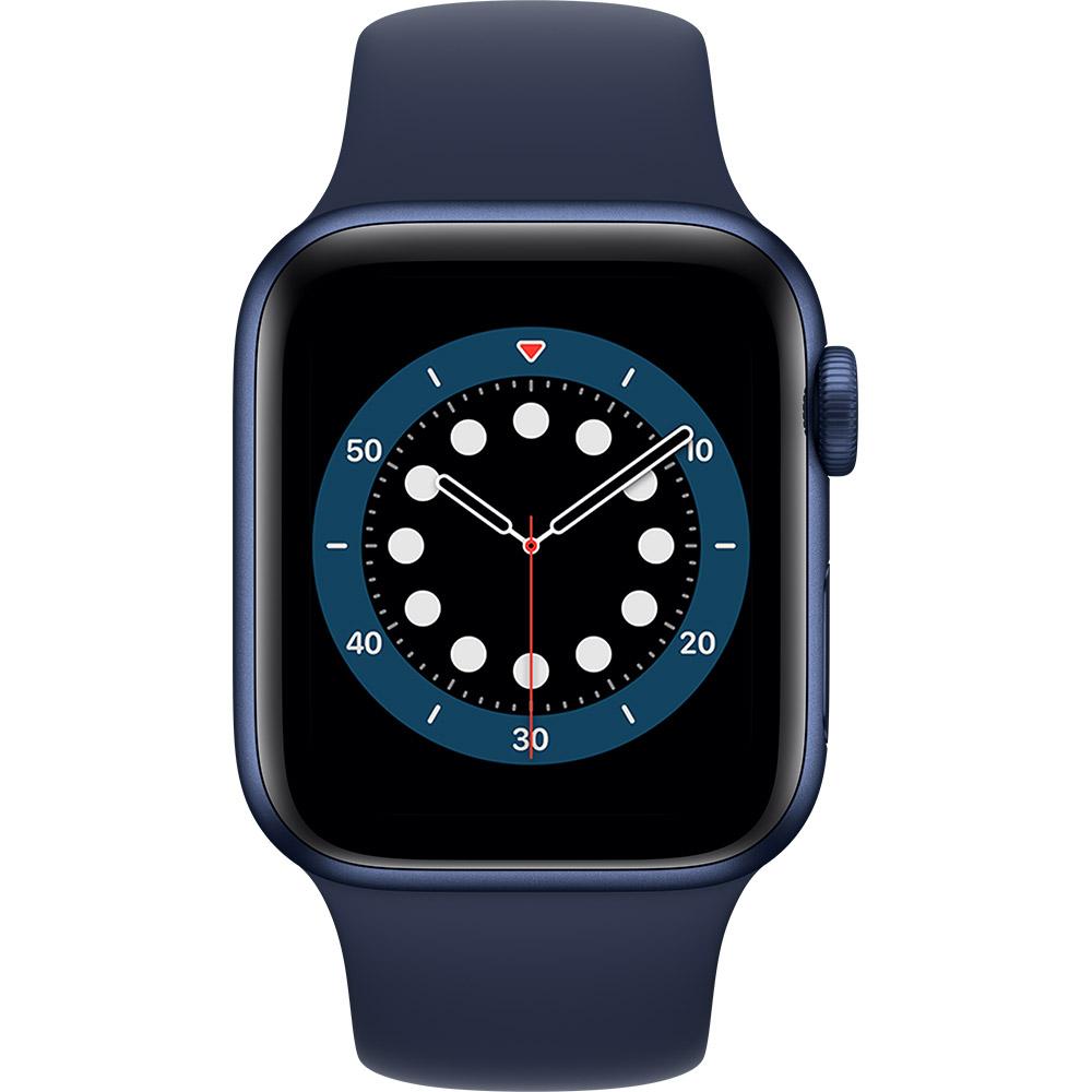 Смарт-часы APPLE Watch S6 GPS 40 Blue Sp/B (MG143UL/A) Функциональность для взрослых