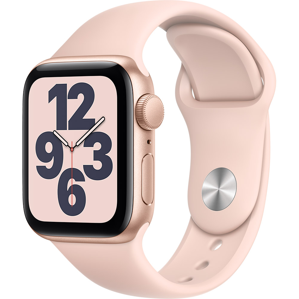 Смарт-часы APPLE Watch SE GPS Gold Sp/B (MYDN2UL/A)