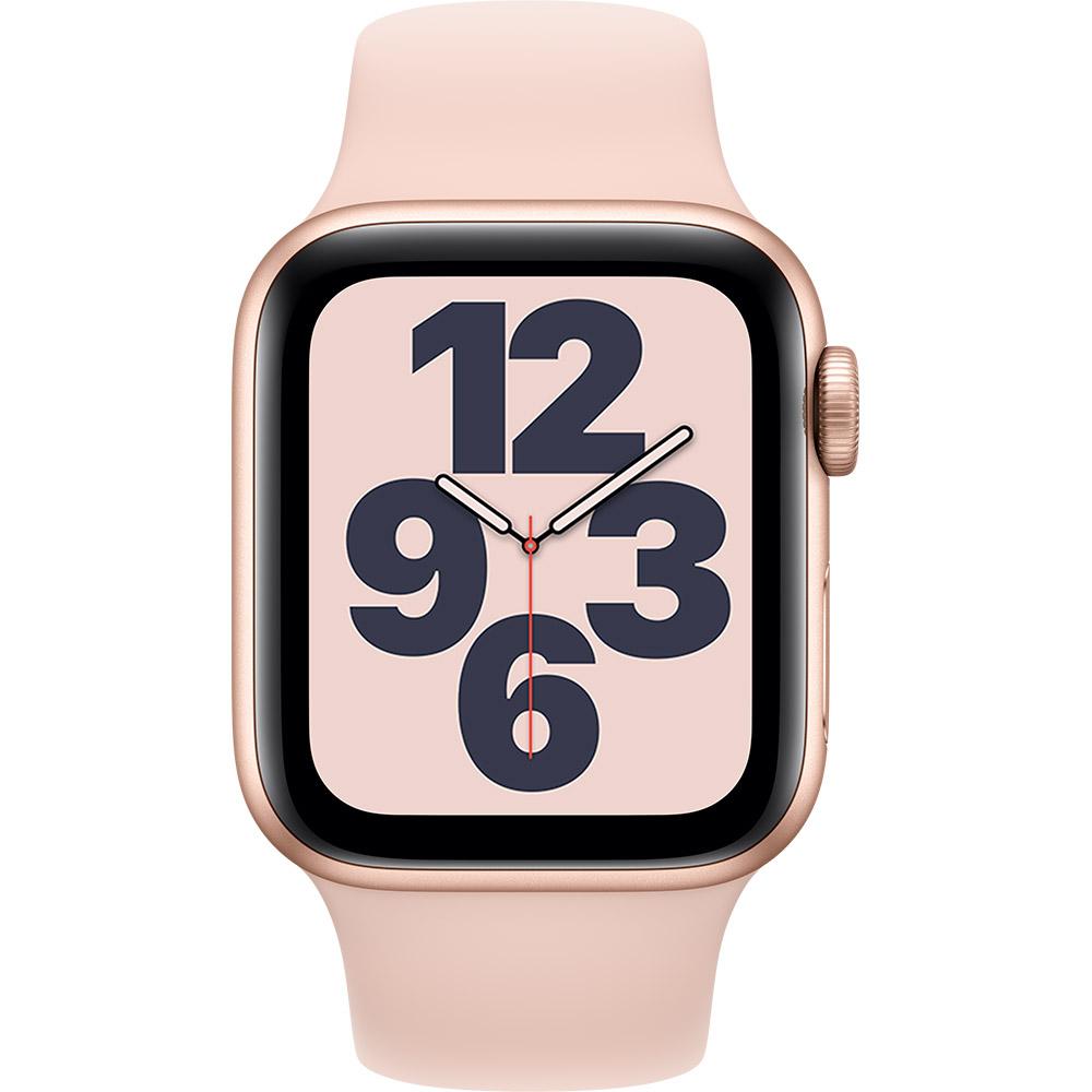 Смарт-часы APPLE Watch SE GPS Gold Sp/B (MYDN2UL/A) Функциональность для взрослых