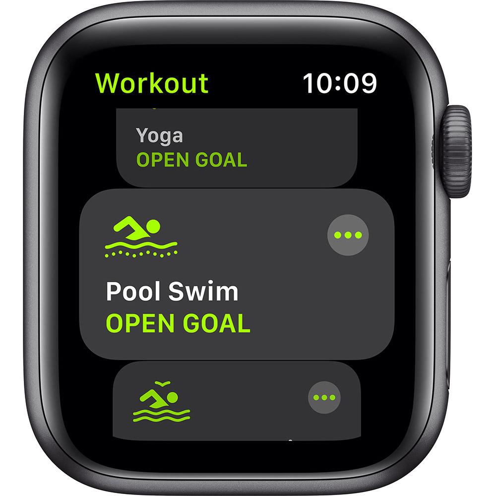 Смарт-часы APPLE Watch SE GPS Grey Sp/B (MYDP2UL/A) Совместимость iOS (Apple)