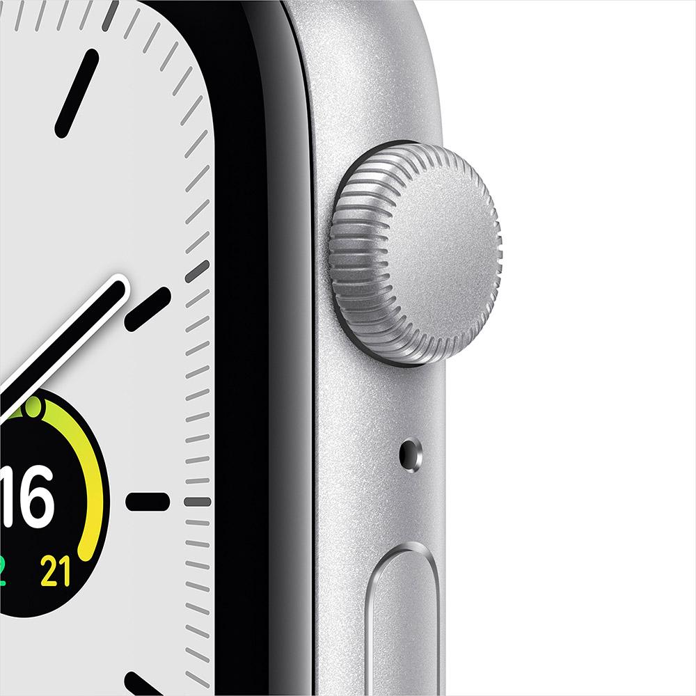 Смарт-часы APPLE Watch SE 44 GPS Silver Sp/B (MYDQ2UL/A) Операционная система Watch OS