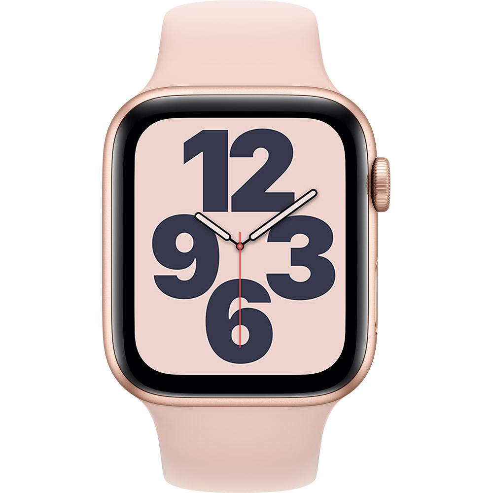 Смарт-часы APPLE Watch SE 44 GPS Gold Sp/B (MYDR2UL/A) Функциональность для взрослых