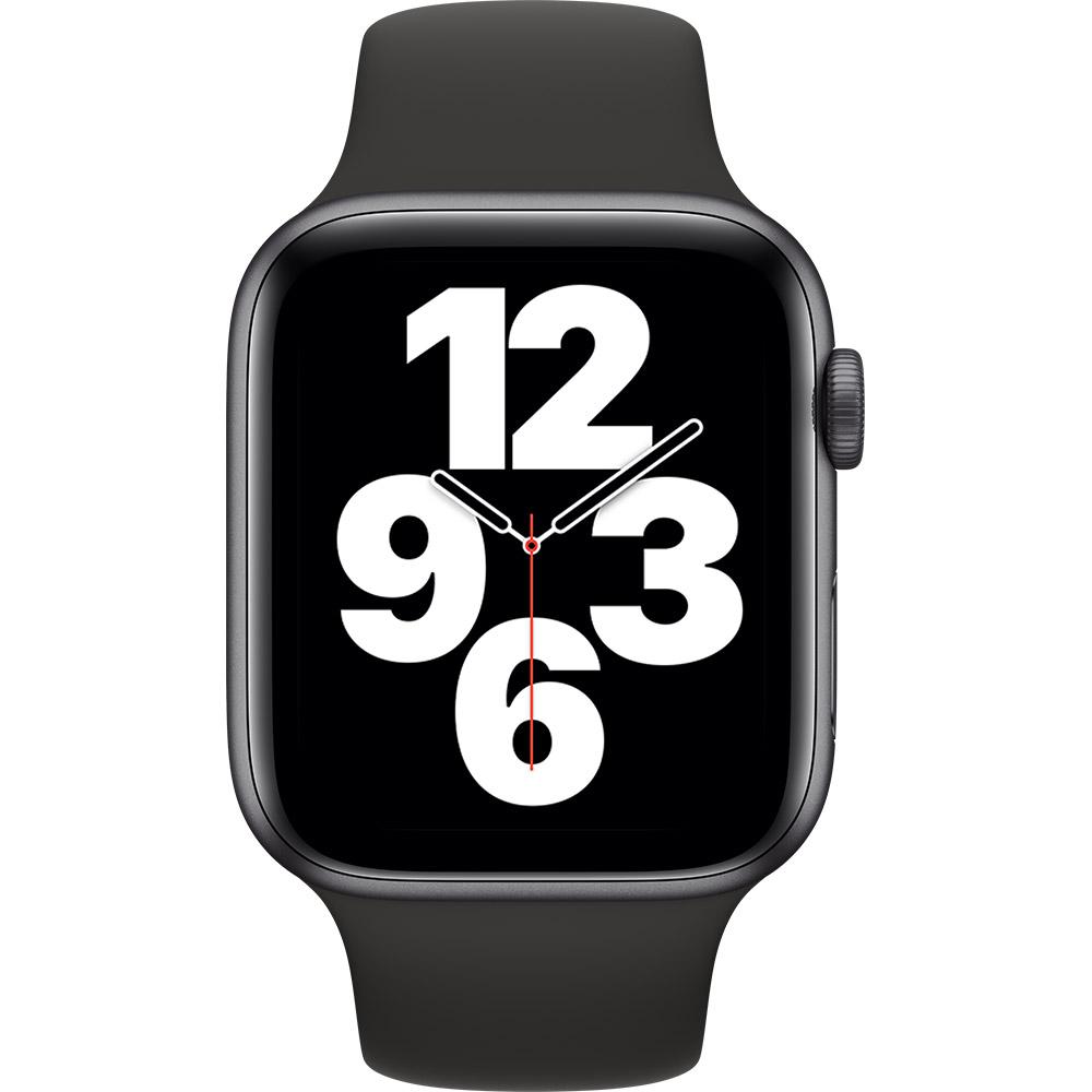 Смарт-часы APPLE Watch SE 44 GPS Grey Sp/B (MYDT2UL/A) Функциональность для взрослых