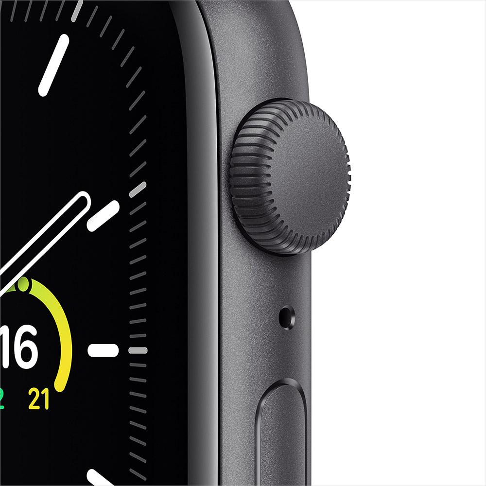 Смарт-часы APPLE Watch SE 44 GPS Grey Sp/B (MYDT2UL/A) Операционная система Watch OS