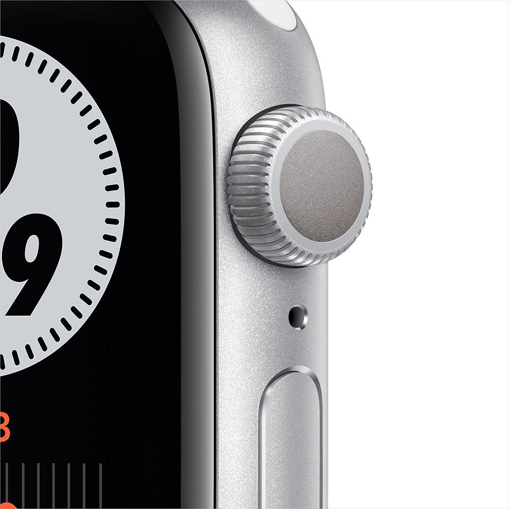 Смарт-часы APPLE Watch Nike S6 GPS 40 Silver Alum Platinum/Black (M00T3UL/A) Операционная система Watch OS