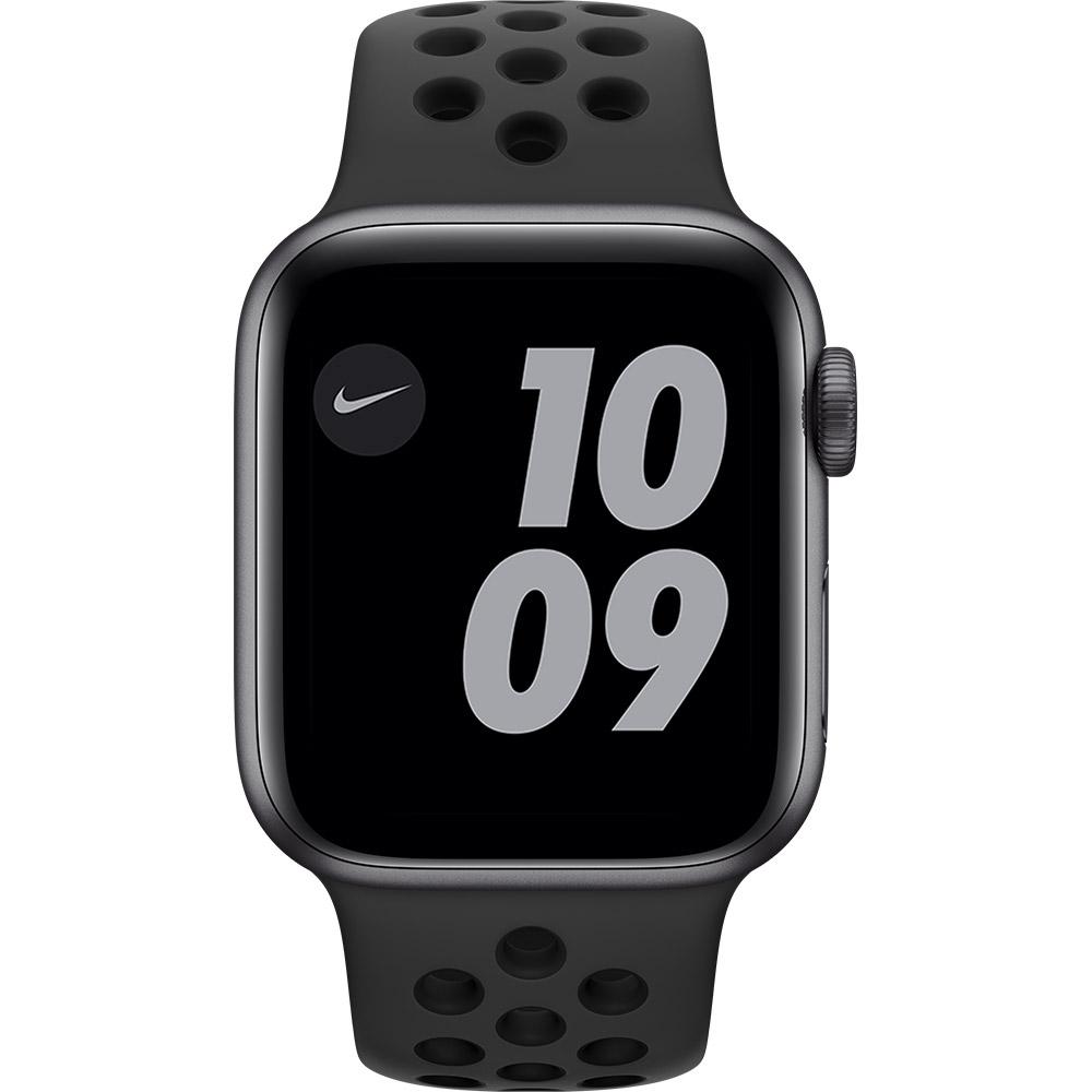 Смарт-часы APPLE Watch Nike S6 GPS 40 Space Gray Alum (M00X3UL/A) Функциональность для взрослых