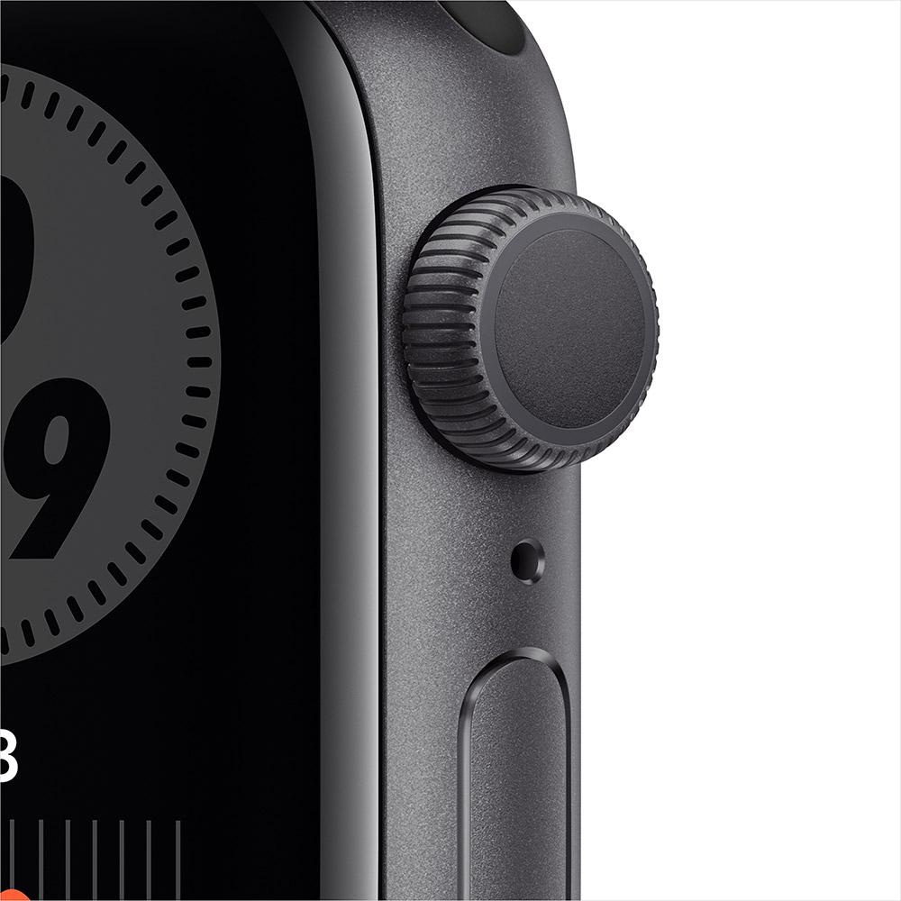 Смарт-часы APPLE Watch Nike S6 GPS 40 Space Gray Alum (M00X3UL/A) Операционная система Watch OS