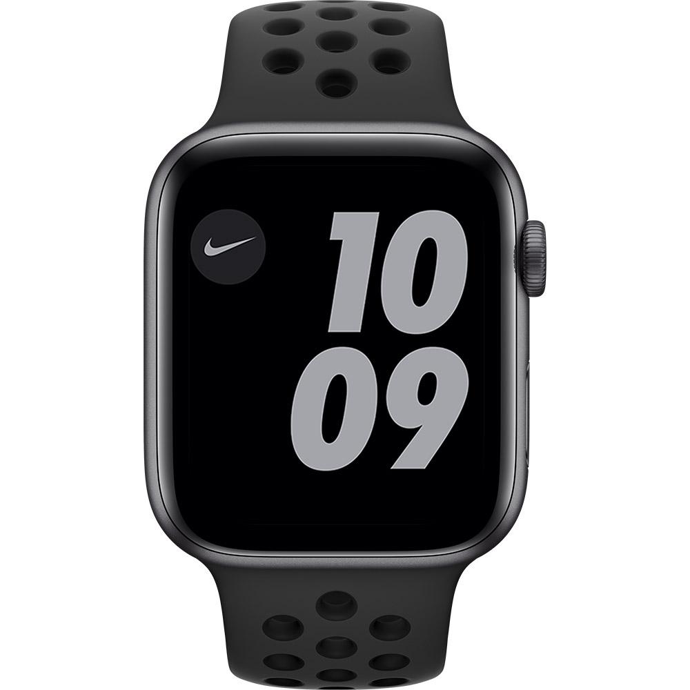 Смарт-часы APPLE Watch Nike S6 GPS 44 Space Gray Alum (MG173UL/A) Функциональность для взрослых