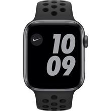 Смарт-часы APPLE Watch Nike S6 GPS 44 Space Gray Alum (MG173UL/A)