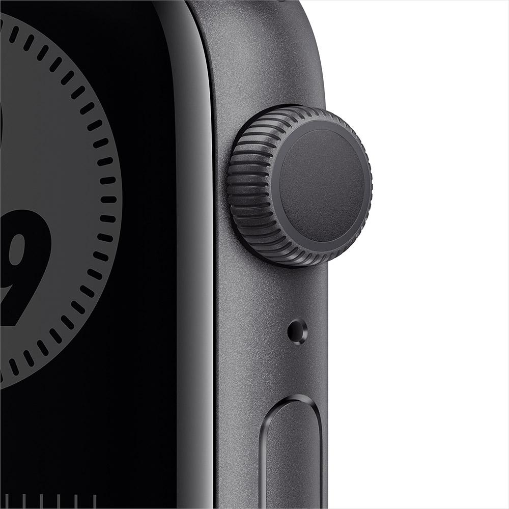 Смарт-часы APPLE Watch Nike S6 GPS 44 Space Gray Alum (MG173UL/A) Операционная система Watch OS