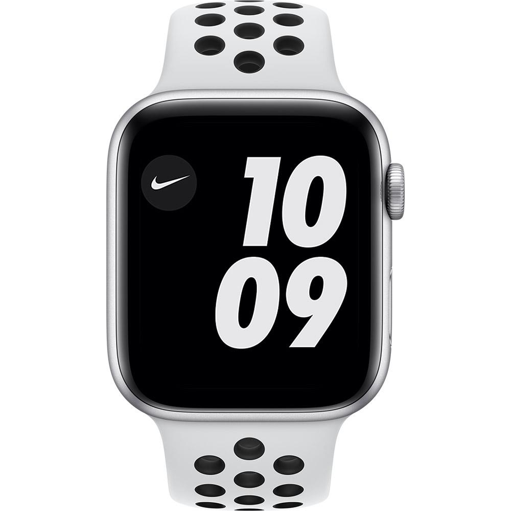 Смарт-годинник APPLE Watch Nike S6 GPS 44 Silver Alum Platinum/Black (MG293UL/A) Функціональність для дорослих