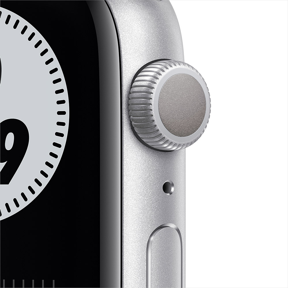 Смарт-годинник APPLE Watch Nike S6 GPS 44 Silver Alum Platinum/Black (MG293UL/A) Операційна система Watch OS