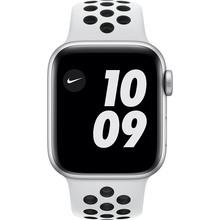 Смарт-годинник APPLE Watch Nike SE GPS 40 Silver Alum Platinum/Black (MYYD2UL/A)