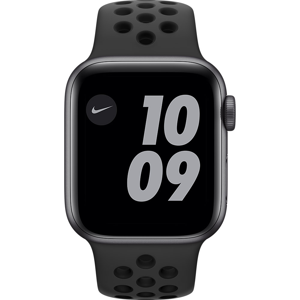 Смарт-часы APPLE Watch Nike SE GPS 40 Space Gray Alum (MYYF2UL/A) Функциональность для взрослых