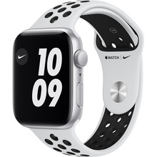 Смарт-годинник APPLE Watch Nike SE GPS 44 Silver Alum Platinum/Black (MYYH2UL/A)