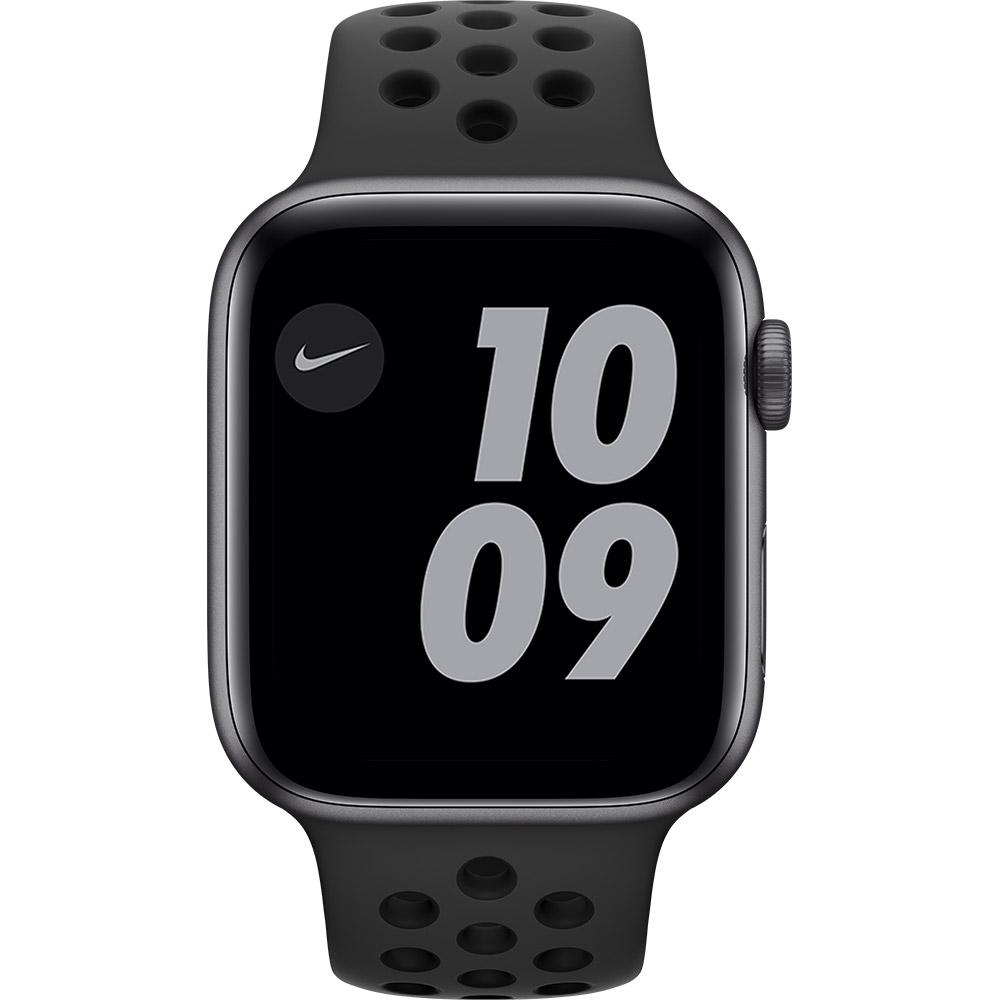 Смарт-часы APPLE Watch Nike SE GPS 44 Space Gray Alum (MYYK2UL/A) Функциональность для взрослых