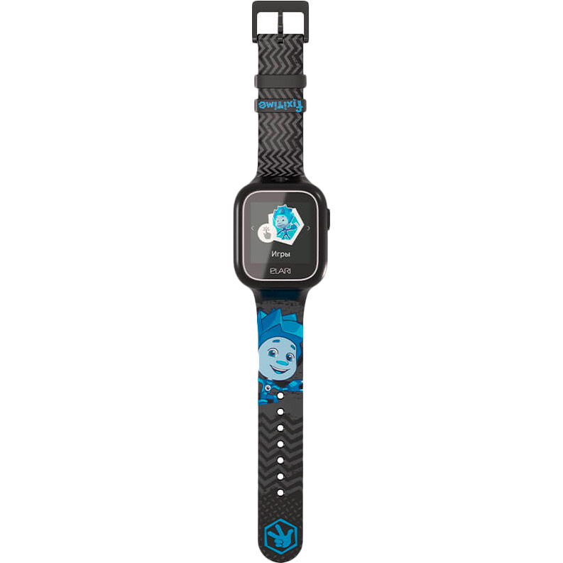 Смарт-часы для детей ELARI FIXITIME LITE Black (ELFITL-BLK) Операционная система другая