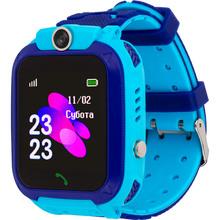 Смарт-часы AMIGO GO002 Swimming Camera WIFI Blue
