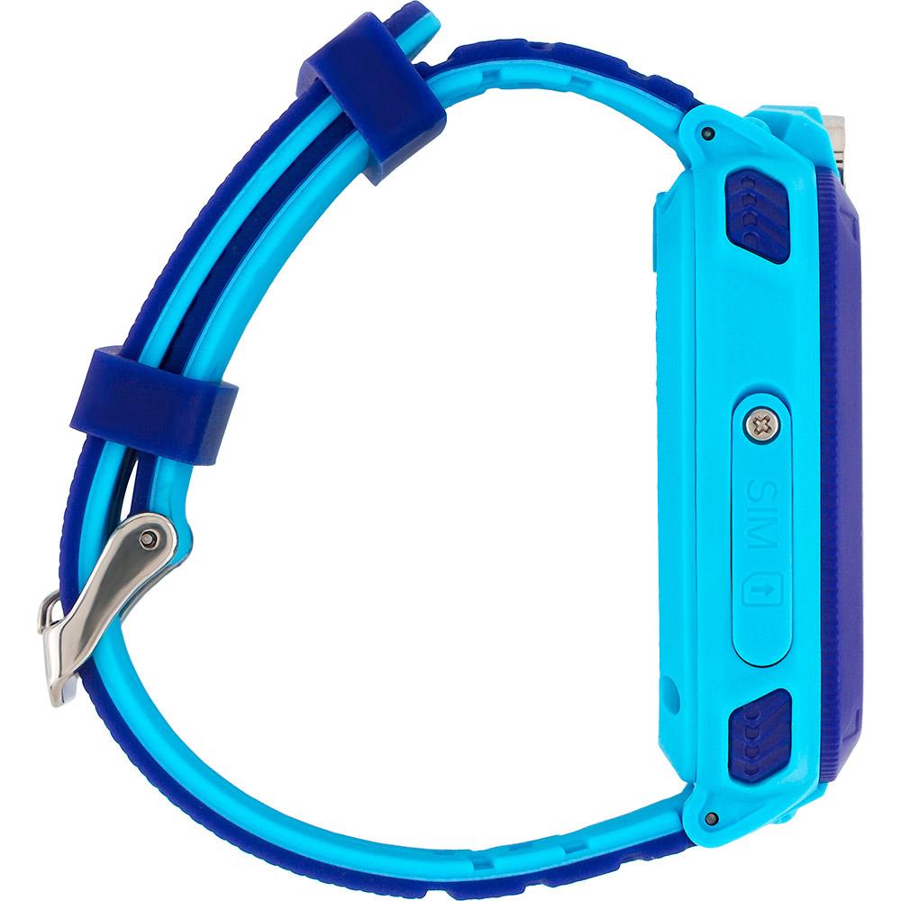 Смарт-годинник AMIGO GO002 Swimming Camera WIFI Blue Функціональність дитячі