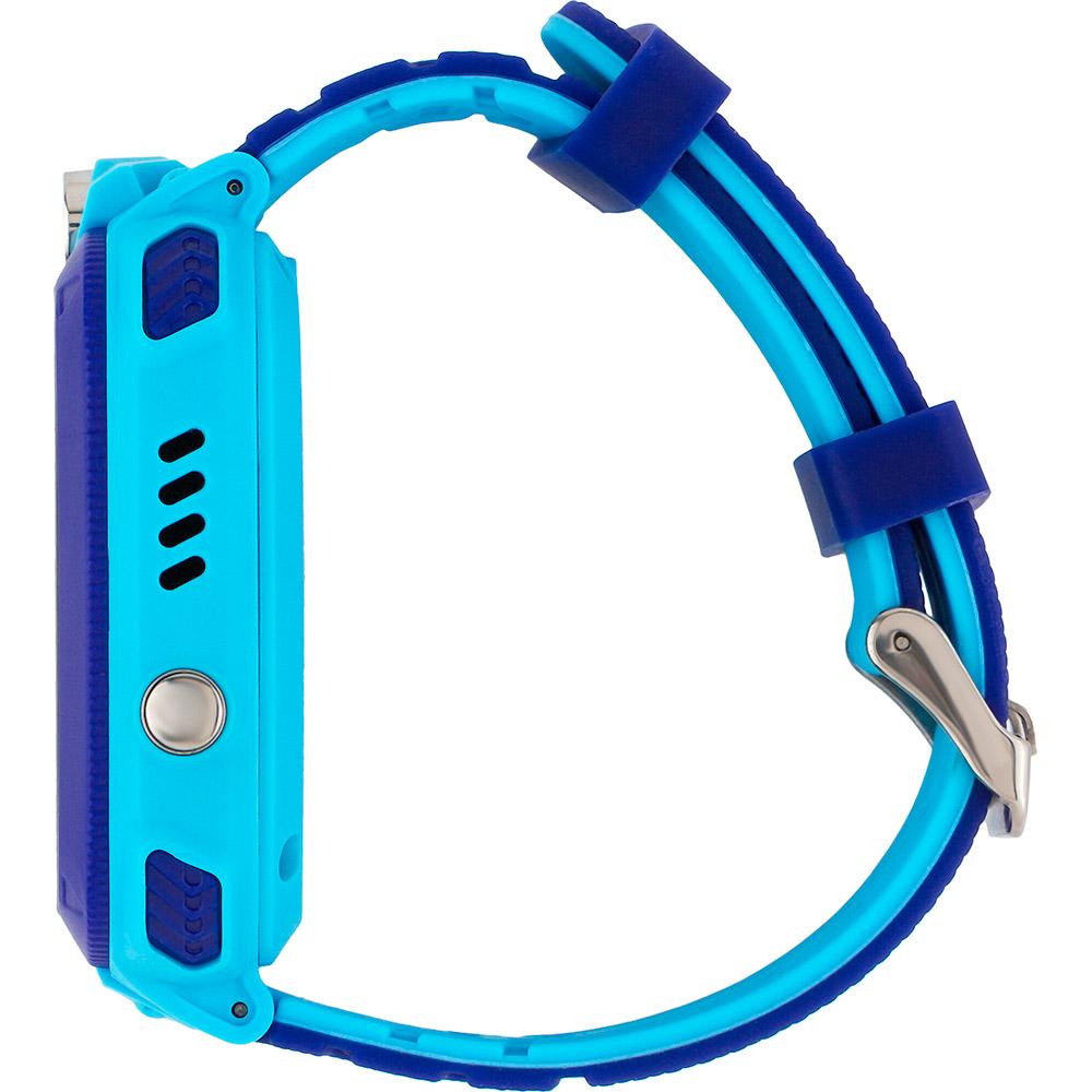 Смарт-годинник AMIGO GO002 Swimming Camera WIFI Blue Операційна система інша