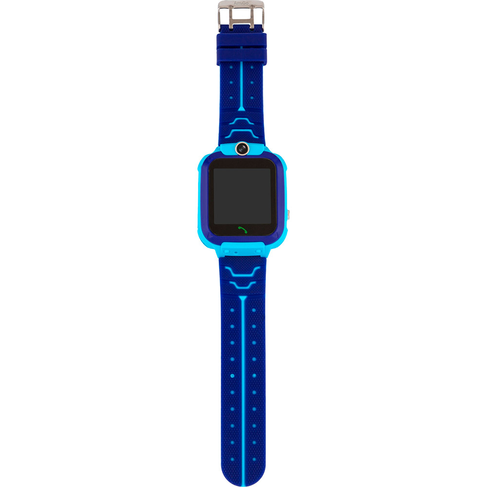 Смарт-годинник AMIGO GO002 Swimming Camera WIFI Blue Сумісність Android OS
