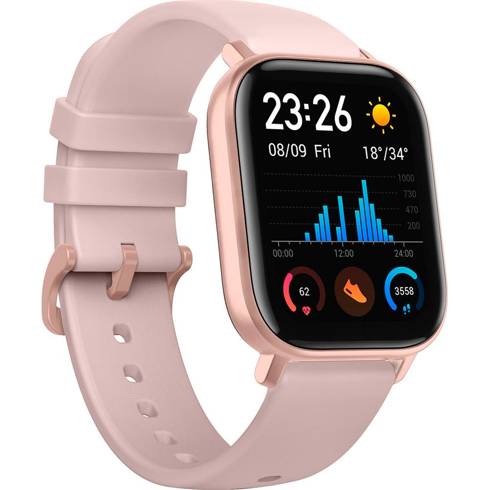 Смарт-часы XIAOMI Amazfit GTS Rose pink Операционная система Amazfit OS