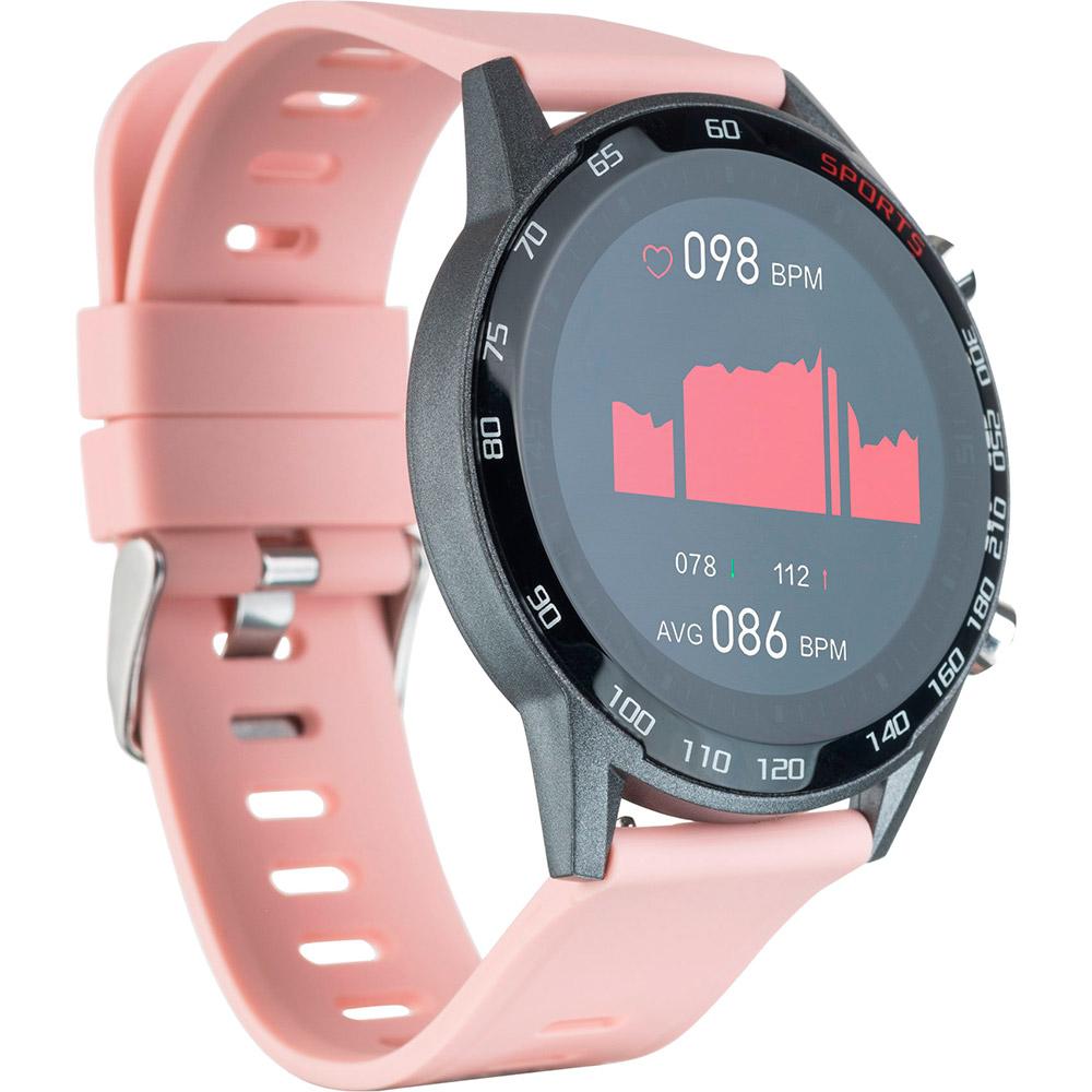 Смарт-годинник GLOBEX Smart Watch Me2 Pink Операційна система інша