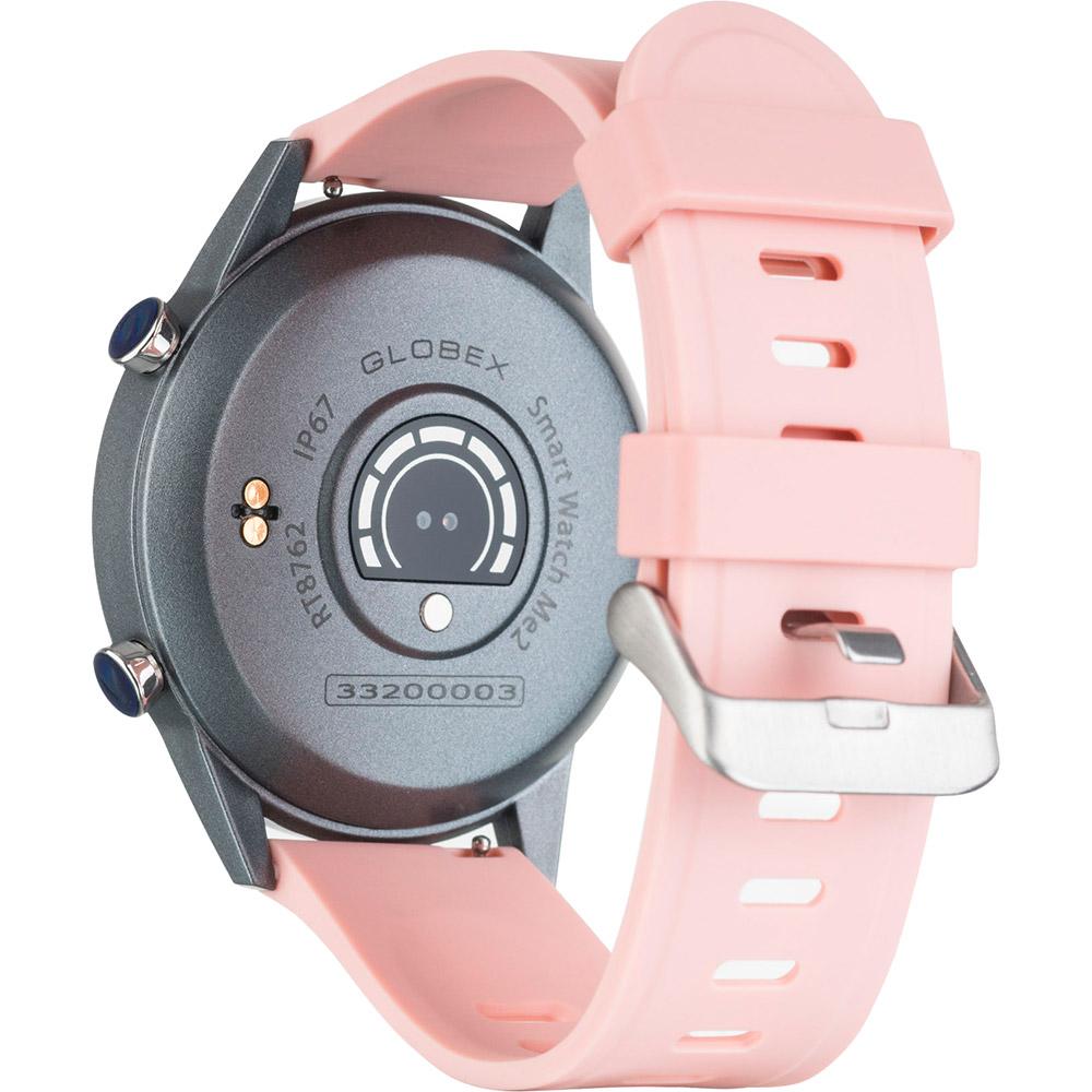 Смарт-годинник GLOBEX Smart Watch Me2 Pink Сумісність Android OS