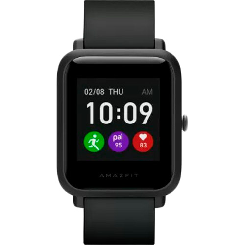 Смарт-часы Amazfit Bip S Lite Charcoal Black (711174) Функциональность для взрослых