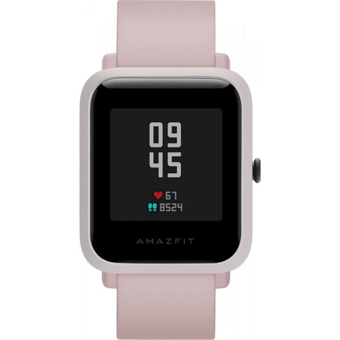 Смарт-часы Amazfit Bip S Warm Pink Функциональность для взрослых