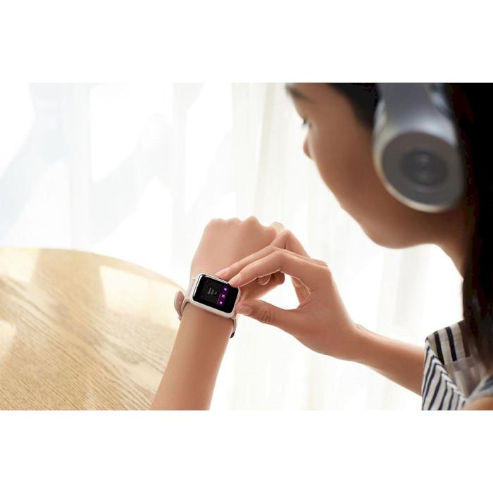 Смарт-часы Amazfit Bip S Warm Pink Операционная система Amazfit OS