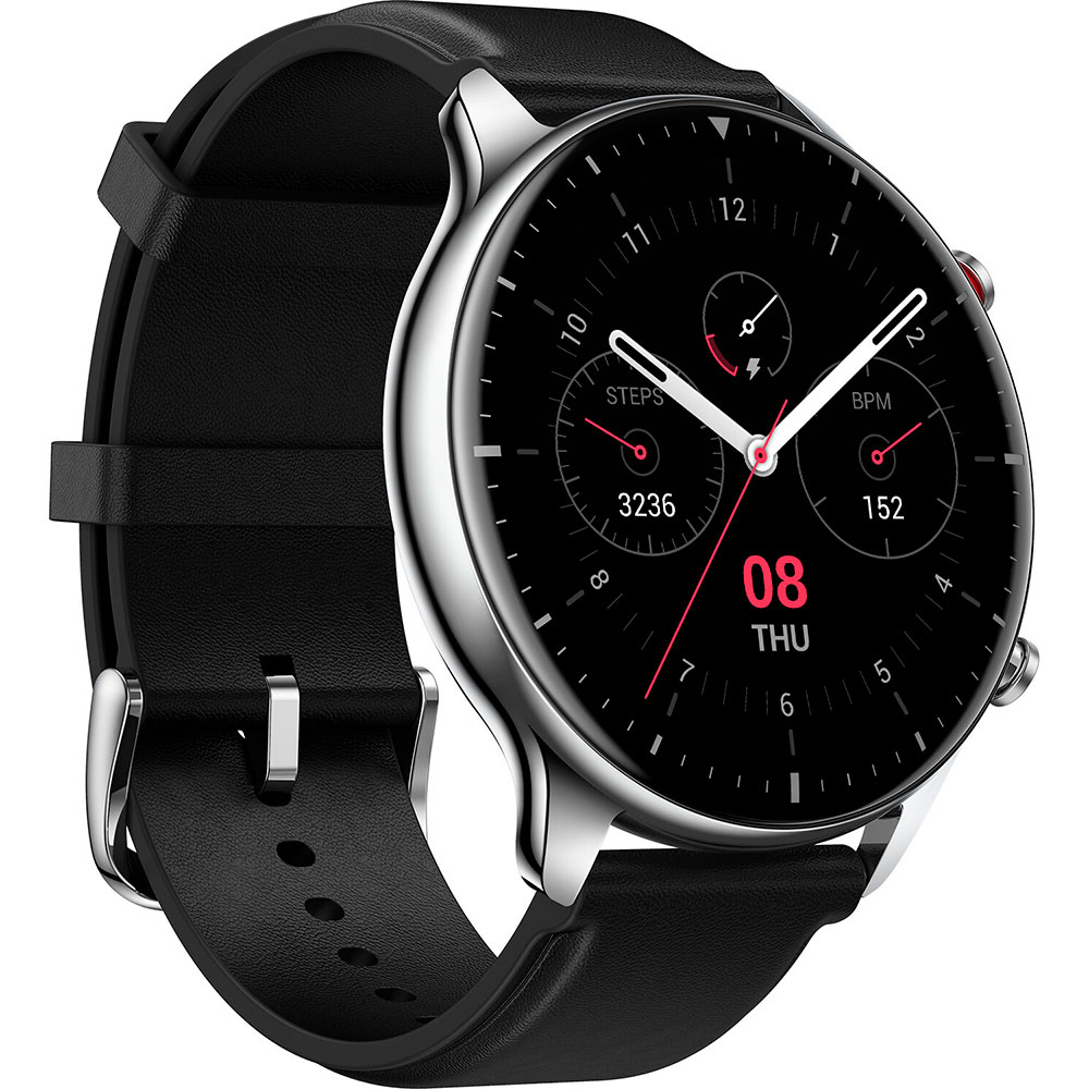 Смарт-часы Amazfit GTR2 Obsidian Black Функциональность для взрослых