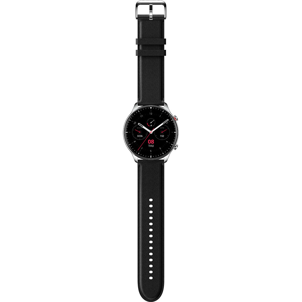 Смарт-часы Amazfit GTR2 Obsidian Black Операционная система Amazfit OS