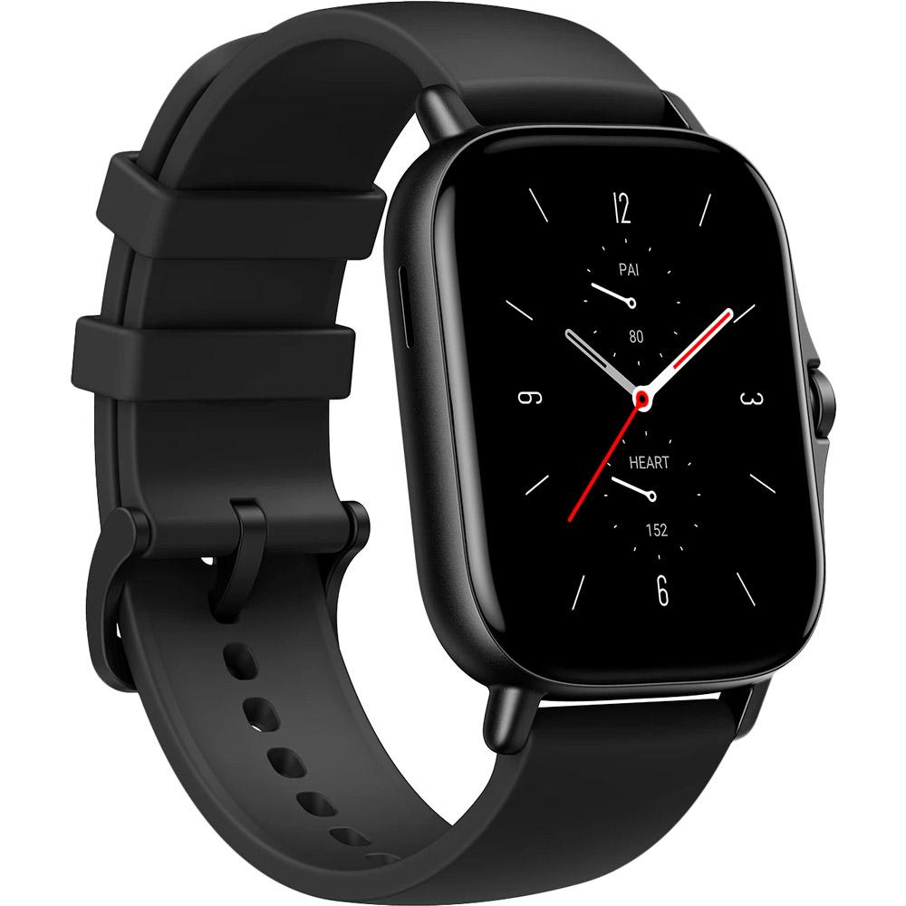 Смарт-часы AMAZFIT GTS 2e Obsidian Black Операционная система Amazfit OS