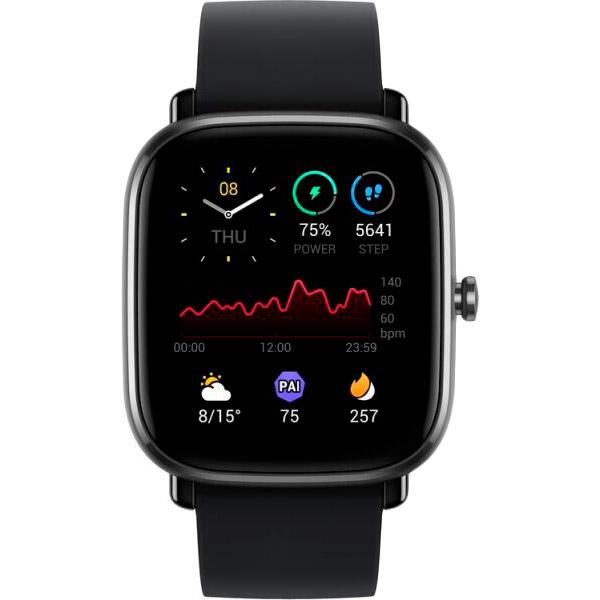 Смарт-часы AMAZFIT GTS 2 mini Midnight Black Функциональность для взрослых
