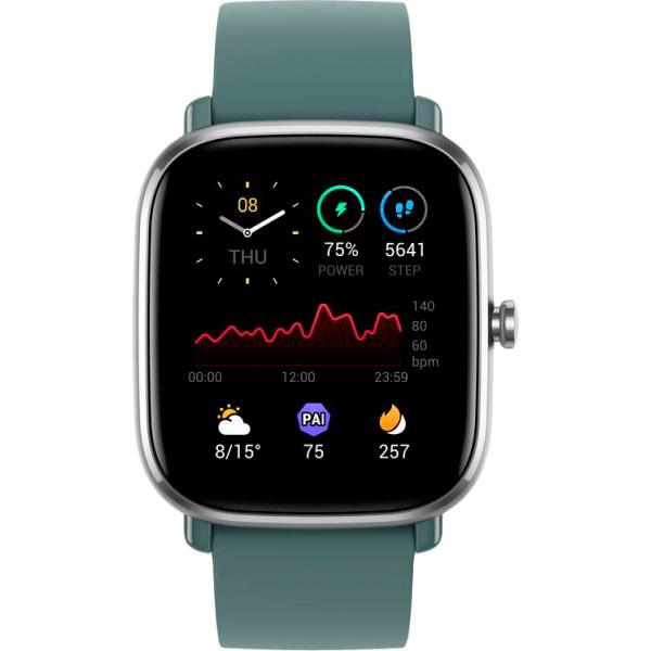 Смарт-годинник AMAZFIT GTS 2 mini Sage Green Функціональність для дорослих