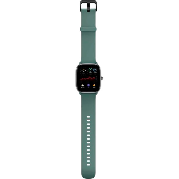 Смарт-годинник AMAZFIT GTS 2 mini Sage Green Сумісність Android OS