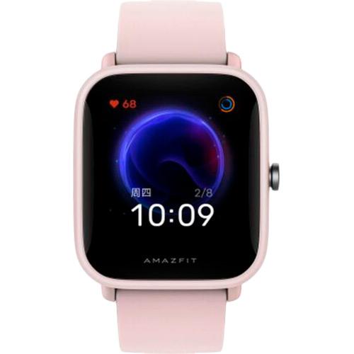 Смарт-годинник AMAZFIT Bip U Pro Pink Функціональність для дорослих