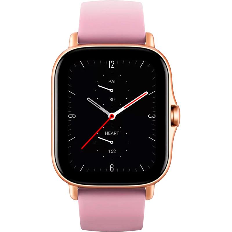 Смарт-годинник AMAZFIT GTS 2e White Purple Функціональність для дорослих