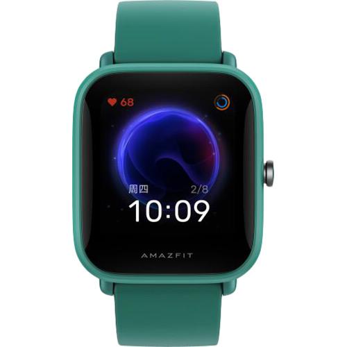 Смарт-часы AMAZFIT Bip U Green Функциональность для взрослых