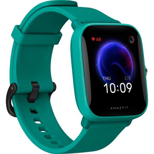 Смарт-часы AMAZFIT Bip U Green Операционная система Amazfit OS