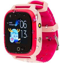 Смарт-годинник AMIGO GO005 4G WIFI Thermometer Pink