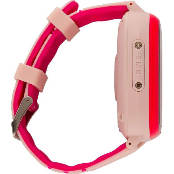 Смарт-часы AMIGO GO005 4G WIFI Thermometer Pink Совместимость Android OS