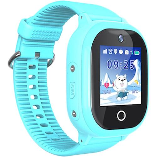 Смарт-годинник GOGPS ME К26 Blue (K26BL) Операційна система інша