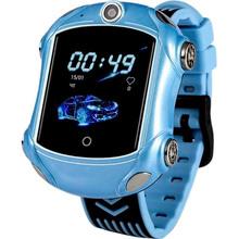 Смарт-годинник GOGPS ME X01 Blue (X01BL)